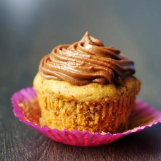 Cranberry Chocolate Muffins