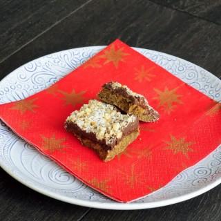 Coconut Hazelnut Toffee