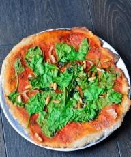 Healthy Spinach Pizza Recipe - Vegan Family Recipes