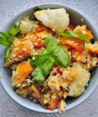 Sweet Potato Quinoa Salad recipes