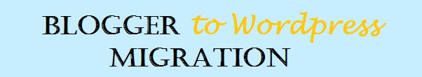 Blogger to Wordpress Migration - Food blogging help - Vegan Family Recipes