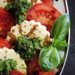 Vegan Caprese Salad with Tofu Recipe - Vegan Family Recipes