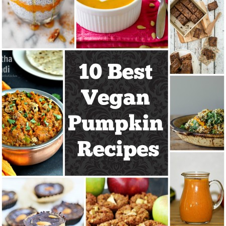 Best Vegan Pumpkin Recipes