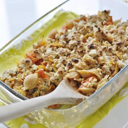 Tempeh Casserole Recipe - Vegan Family Recipes