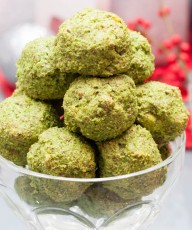 Vegan Spinach Balls Recipe - Vegan Family Recipes