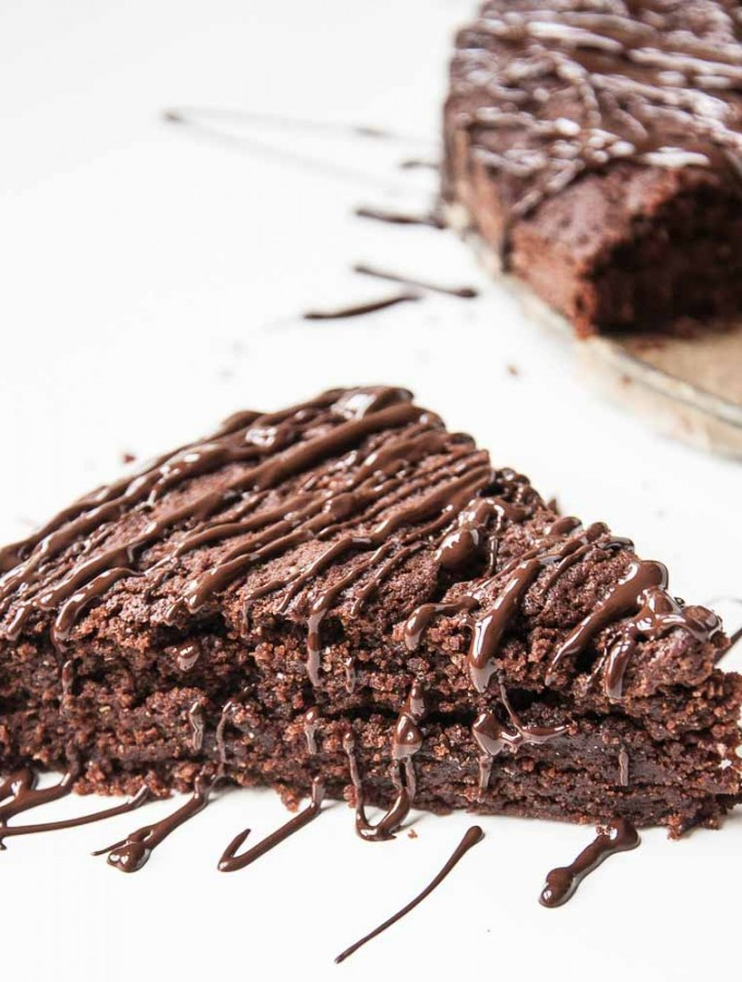 Chocolate Olive Oil Cake Recipe - Vegan Family Recipes