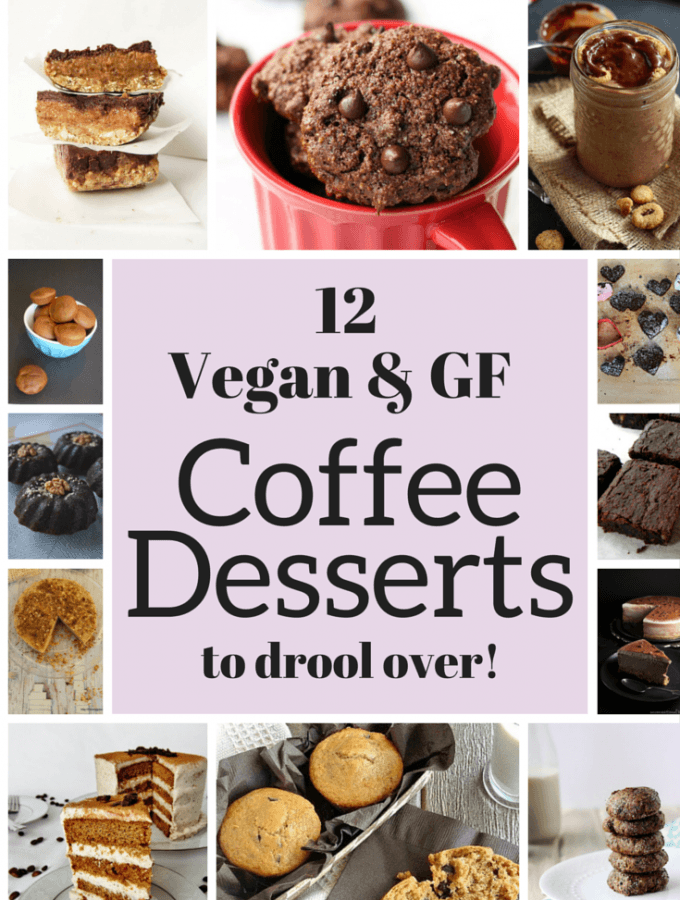 Vegan Coffee Dessert Recipe - Vegan Family Recipes