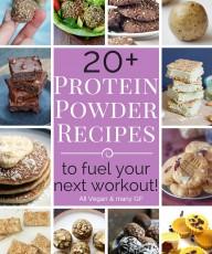 Protein Powder Recipe - Vegan Family Recipes - Gluten-free