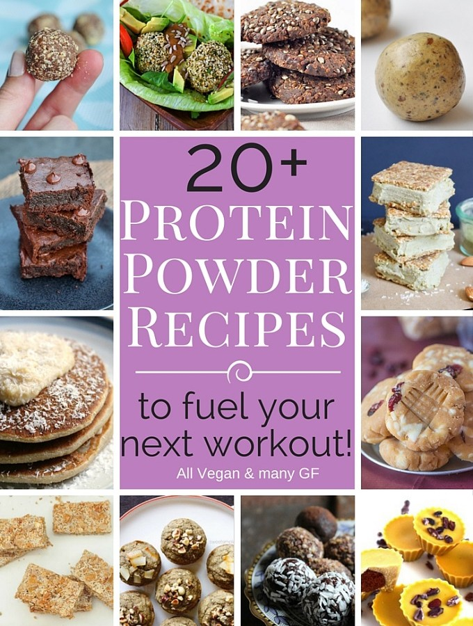 Protein Powder Recipe - Vegan Family Recipes - Gluten-free