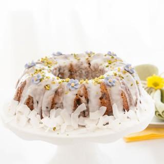 Gluten-free & Vegan Carrot Cake w/ Icing